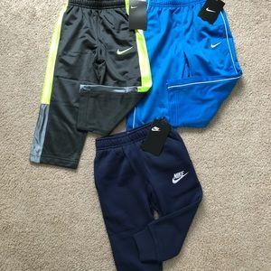 3T Nike Sweatpants NWT